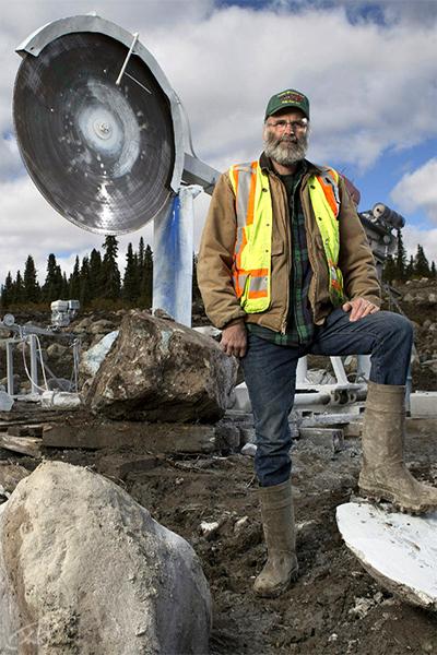 Золотая лихорадка Аляска 1-8 сезон все серии